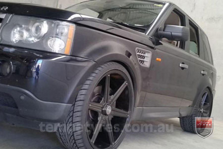 24x9.5 Incubus 842 GB on RANGE ROVER SPORT