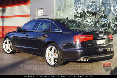 20x9.0 Style5733 on AUDI A6