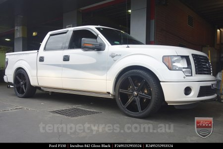 24x9.5 Incubus 842 GB on FORD F150