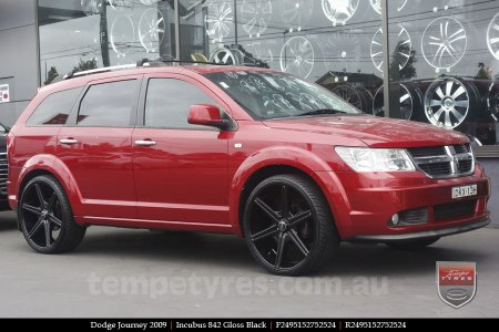 24x9.5 Incubus 842 GB on DODGE JOURNEY
