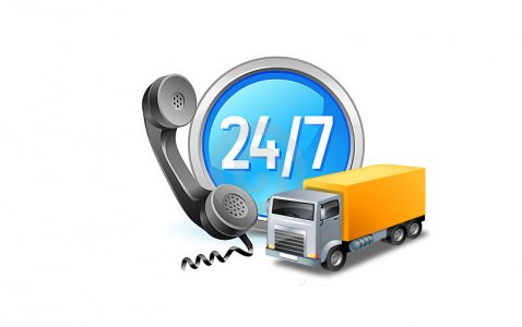Mobile Truck Tyre Service 5pm - 7am