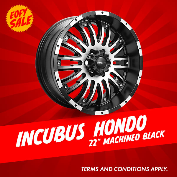 Special Offer: 22 Inch Lenso HONDO Package from $1516