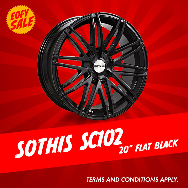 Special Offer: 20 Inch Sothis SC102 Package from $1348