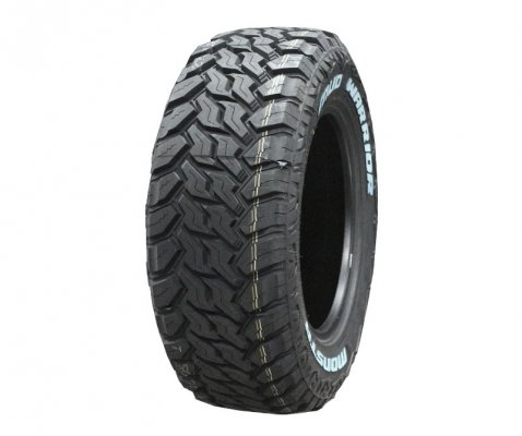 Monsta 2755520 120/117Q Mud Warrior MT