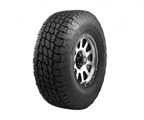 Nitto 2754520 110T Terra Grappler All Terrain
