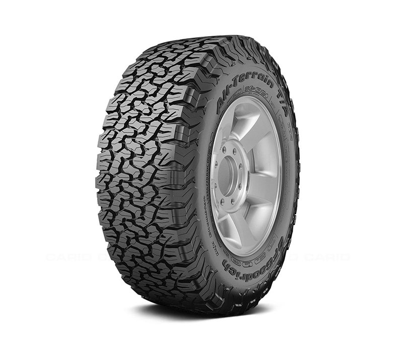 Bfg Ko2 Sizes >> BF Goodrich 2755520 115/112S All Terrain T/A KO2 RBL | Tyres | Tempe Tyres