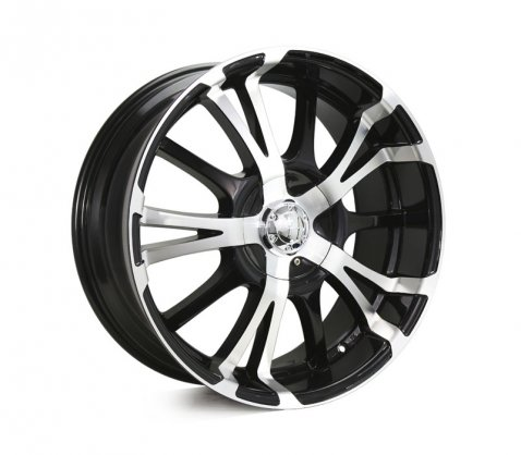 20x9.0 Panther Vector Black