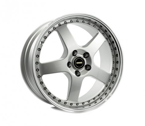 19x7.0 19x8.5 Simmons FR-1 Silver