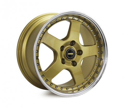 17x8.5 17x9.5 Simmons FR-1 Gold