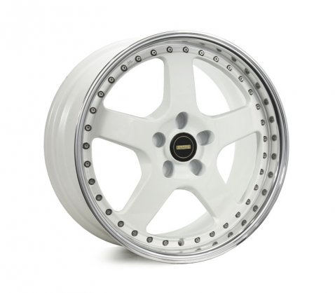 18x8.5 Simmons FR-1 White - Simmons Wheels