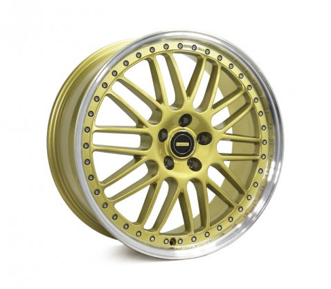 20x8.5 20x9.5 Simmons OM-1 Gold - Simmons Wheels
