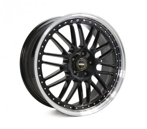 20x8.5 20x9.5 Simmons OM-1 Gloss Black