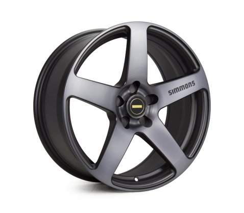 18x8.0 18x9.0 Simmons FR-C Black Tint NCT - Simmons Wheels