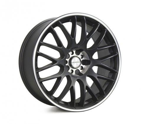 18x8.0 Lenso Type-M MBJ - Lenso Wheels
