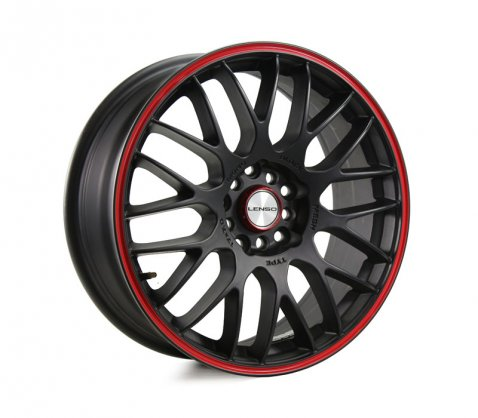 17x7.0 Lenso Type-M - MBRG