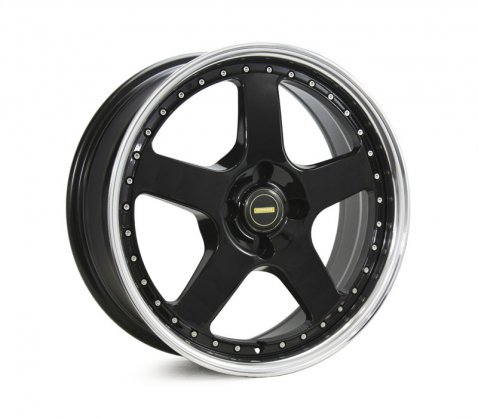 18x7.0 18x8.5 Simmons FR-1 Gloss Black