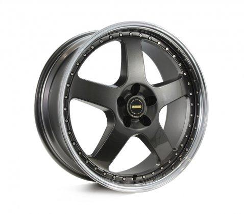 20x8.5 20x9.5 Simmons FR-1 Hyper Dark - Simmons Wheels