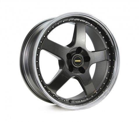 19x8.5 19x9.5 Simmons FR-1 Hyper Dark - Simmons Wheels