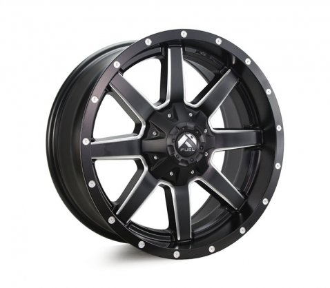 20x9.0 Fuel Maverick