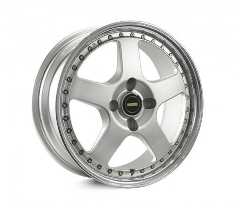 17x8.5 17x9.5 Simmons FR-1 Silver
