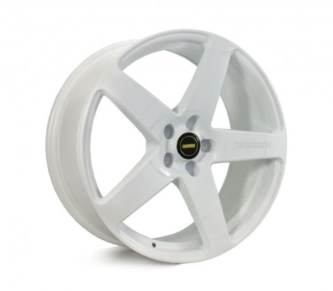 20x8.5 20x10 Simmons FR-C Full White