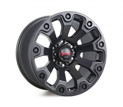 17x9.0 Simmons MAX X09 MBW - Simmons Wheels
