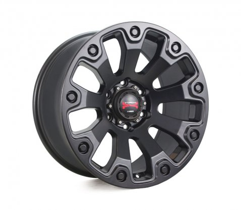 18x9.0 Simmons MAX X09 MBW - Simmons Wheels