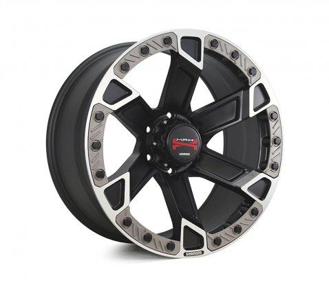 20x9.5 Simmons MAX X05 MBFG - Simmons Wheels