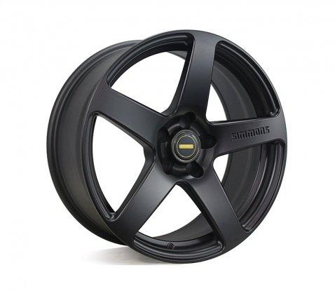 18x8.0 18x9.0 Simmons FR-C Matte Black NCT - Simmons Wheels