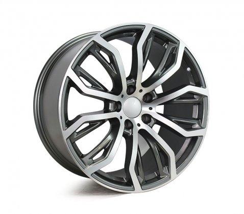 20x10 20x11 1166 BM1166 Dark Grey - Style By BM
