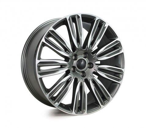 22x9.5 9034 SVR Dark Grey - Style By RR