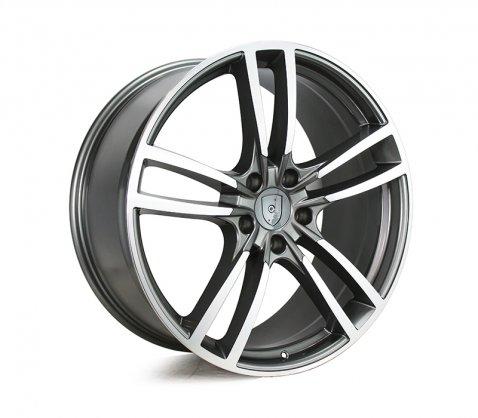 22x10 5628 Dark Grey Polished - Style By PC