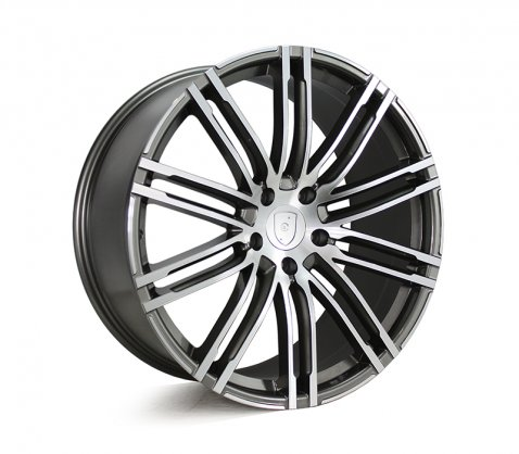 22x10 1222 Grey Polished