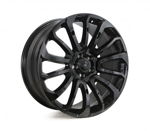 22x10 1195 Autobiography Black - Style By RR