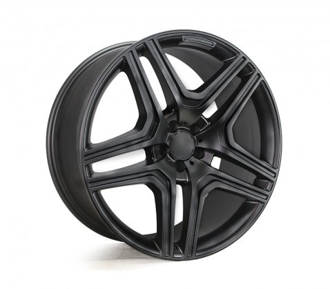 20x9.5 5346 ML63 Black - Style By MB