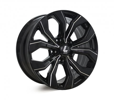 20x9.0 Lenso Jager Eclipse - Lenso Wheels