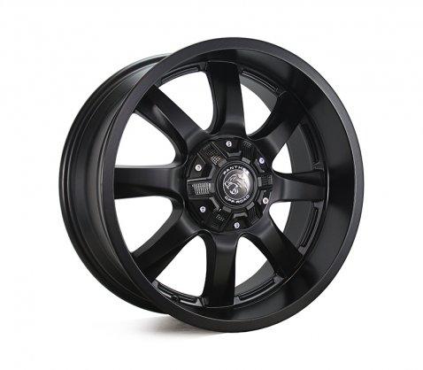 20x9.0 Panther 578 Black - Panther Wheels
