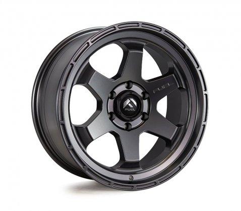 20x9.0 Fuel Shok - Fuel Wheels