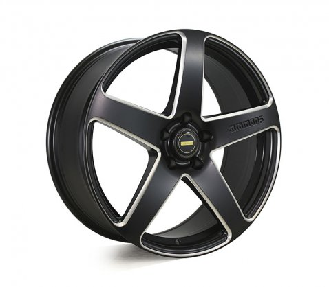 20x8.5 20x10 Simmons FR-CS Satin Black NCT