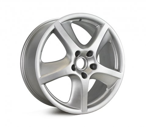 20x9.0 Style5211 Silver