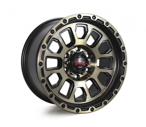 17x9.0 Simmons MAX X12 OBDFW - Simmons Wheels