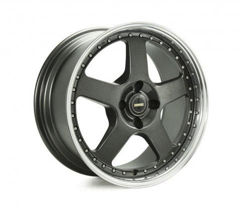 18x8.5 18x9.5 Simmons FR-1 Hyper Dark - Simmons Wheels