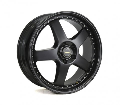 20x8.5 20x9.5 Simmons FR-1 Satin Black