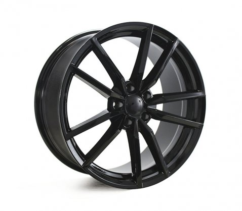 18x8.0 5487 Black  - Style By VW