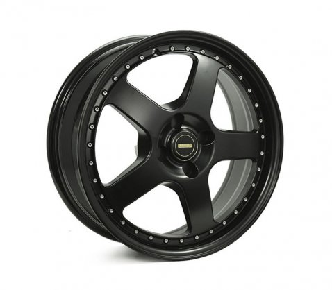 18x7.0 18x8.5 Simmons FR-1 Satin Black