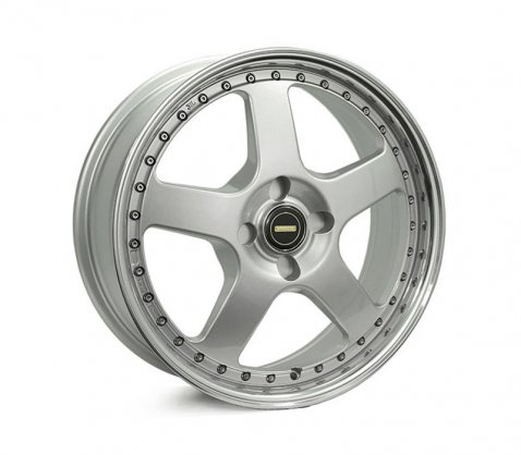 18x7.0 18x8.5 Simmons FR-1 Silver