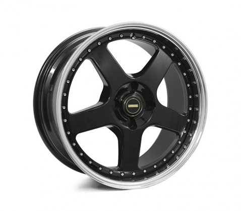 18x8.5 18x9.5 Simmons FR-1 Gloss Black