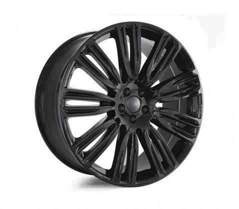 22x9.5 9034 SVR Black - Style By RR