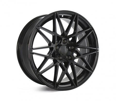 18x8.0 1357 Black - Style By BM