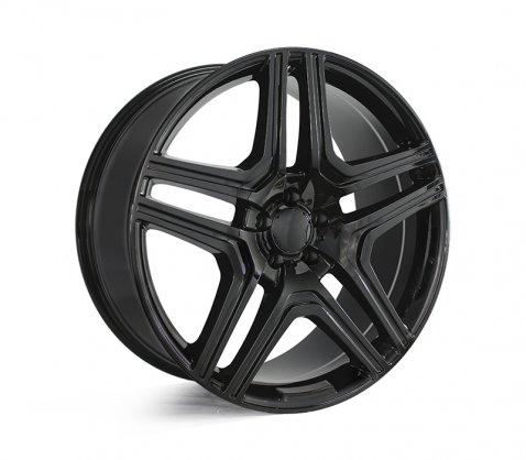 22x10 5346 ML63 Gloss Black - Style By MB